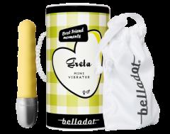 Belladot Greta keltainen 1 kpl