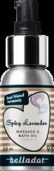 Belladot Massage Spicy lavender 50 ml