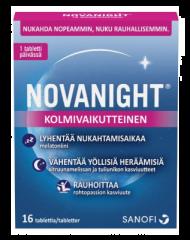 NovaNight 16 tabl