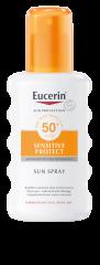 Eucerin SensitiveProt.SunSpr.SPF50+ 200 ml