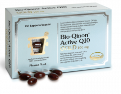 Bio-Qinon Q10 GOLD 100 mg 150 kaps