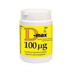 D-MAX 100 MIKROG 300 tabl