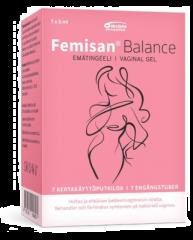 FEMISAN BALANCE KERTAKÄYTTÖPUTKILO 7x5 ML